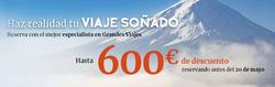Ofertas de Halcón Viajes  en el folleto de Málaga