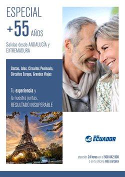 Ofertas de Viajes Ecuador  en el folleto de Dos Hermanas
