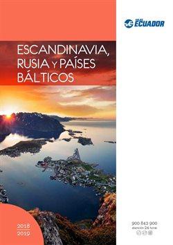 Ofertas de Viajes Ecuador  en el folleto de Madrid