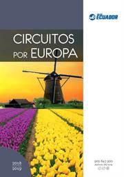 Circuitos por Europa 2018/19