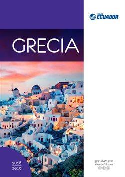 Ofertas de Viajes Ecuador  en el folleto de Andorra (Teruel)