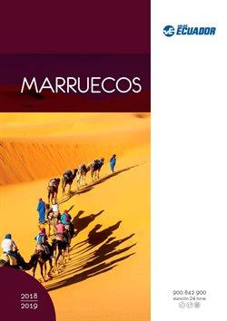 Ofertas de Viajes Ecuador  en el folleto de Zaragoza