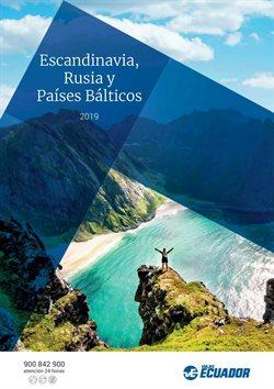 Ofertas de Viajes Ecuador  en el folleto de La Zubia