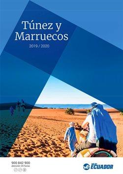 Ofertas de Viajes Ecuador  en el folleto de Sant Feliu