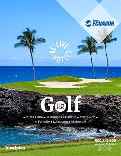 Ofertas de Viajes Ecuador  en el folleto de Puerto de Sagunto