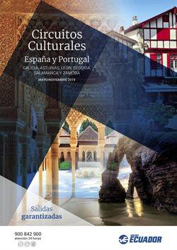 Ofertas de Viajes Ecuador  en el folleto de León