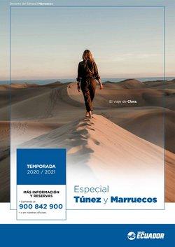 Ofertas de Viajes Ecuador  en el folleto de Almoradí