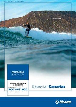 Ofertas de Viajes a Canarias en Viajes Ecuador