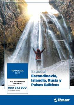 Catálogo Viajes Ecuador en Vejer de la Frontera ( 4 días más )