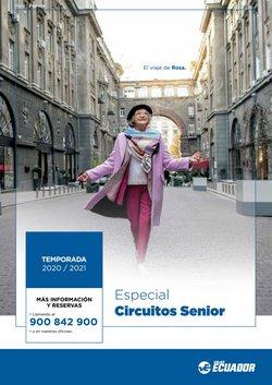 Catálogo Viajes Ecuador ( 14 días más)