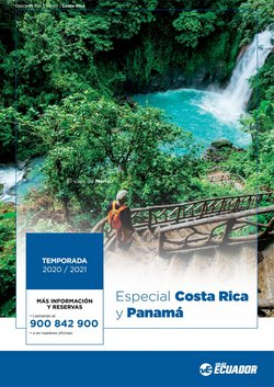 Catálogo Viajes Ecuador en Barakaldo ( Más de un mes )