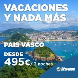 Catálogo Viajes Ecuador ( Publicado ayer)