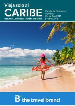 Ofertas de Viajes al Caribe  en el folleto de B The travel Brand en Madrid