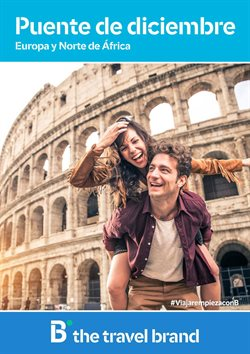 Ofertas de Viajes  en el folleto de B The travel Brand en Zaragoza