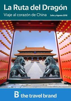 Ofertas de Viajes  en el folleto de B The travel Brand en Palamos