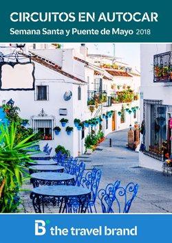 Ofertas de Viajes  en el folleto de B The travel Brand en Córdoba