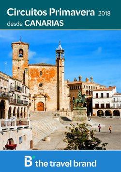 Ofertas de Viajes  en el folleto de B The travel Brand en Telde