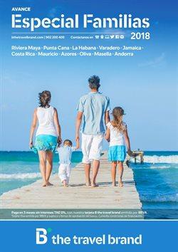 Ofertas de Viajes a Riviera Maya  en el folleto de B The travel Brand en Barcelona