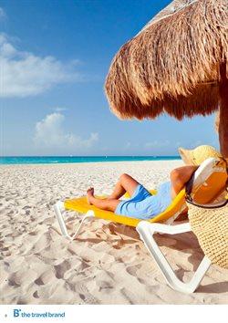Ofertas de Tumbona de playa  en el folleto de B The travel Brand en Las Palmas de Gran Canaria