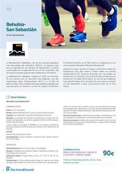 Ofertas de Hoteles  en el folleto de B The travel Brand en Motril