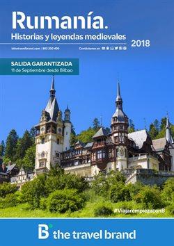 Ofertas de B The travel Brand  en el folleto de Cartagena