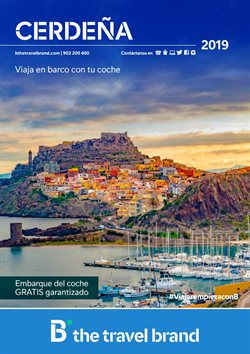 Ofertas de B The travel Brand  en el folleto de L'Hospitalet de Llobregat