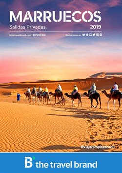 Ofertas de B The travel Brand  en el folleto de Madrid