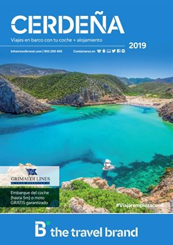 Ofertas de B The travel Brand  en el folleto de Badalona