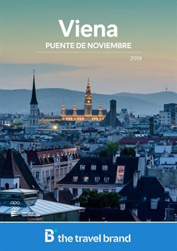 Ofertas de B The travel Brand  en el folleto de Bilbao