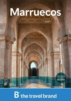 Ofertas de Viajes a Marruecos en B The travel Brand