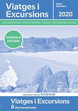 Catálogo B The travel Brand en Ontinyent ( Más de un mes )