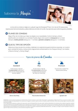 Ofertas de Viajes a Disneyland en B The travel Brand