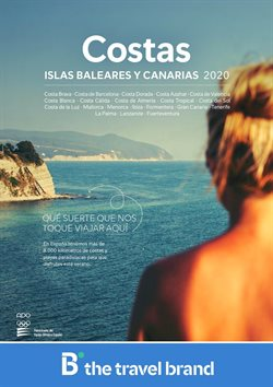 Ofertas de Viajes a islas en B The travel Brand