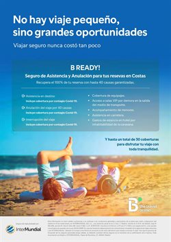 Ofertas de Seguros en B The travel Brand