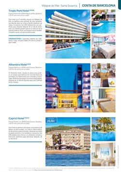 Ofertas de Fuensanta en B The travel Brand