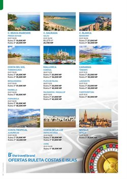 Ofertas de Sevilla en B The travel Brand