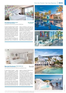 Ofertas de Barceló en B The travel Brand
