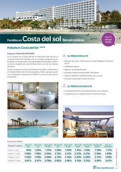 Ofertas de Costa del Sol en B The travel Brand