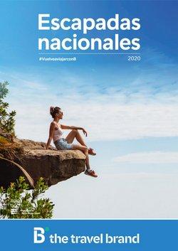 Catálogo B The travel Brand en Ávila ( Más de un mes )