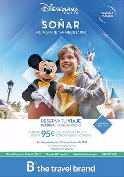 Catálogo B The travel Brand ( Más de un mes)