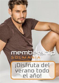 Catálogo Solmania en Molins de Rei ( 6 días más )
