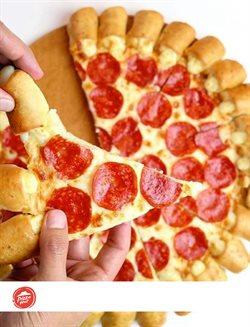 Ofertas de Pizza Hut  en el folleto de Fuenlabrada