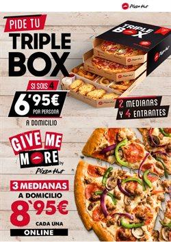 Catálogo Pizza Hut ( Caducado)