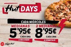 Ofertas de Restauración en el catálogo de Pizza Hut ( 2 días más)