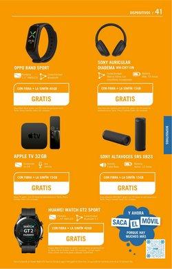 Ofertas de Sony en el catálogo de Yoigo ( 17 días más)