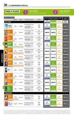Ofertas de Xiaomi en el catálogo de Yoigo ( 16 días más)