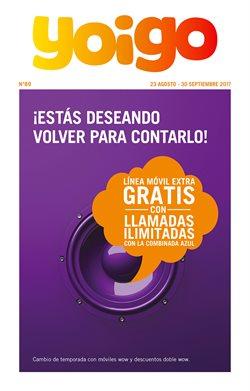 Ofertas de Informática y electrónica  en el folleto de Yoigo en Béjar