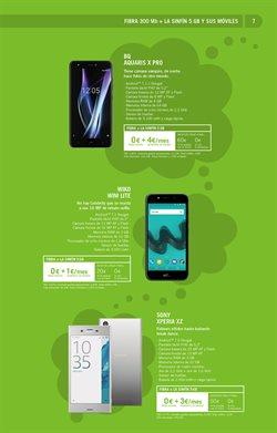 Ofertas de Smartphones Sony  en el folleto de Yoigo en Alcalá de Henares