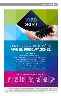 Ofertas de Seguros  en el folleto de Yoigo en Fuenlabrada