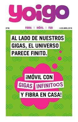 Ofertas de Tarifas móvil  en el folleto de Yoigo en Sanlúcar de Barrameda